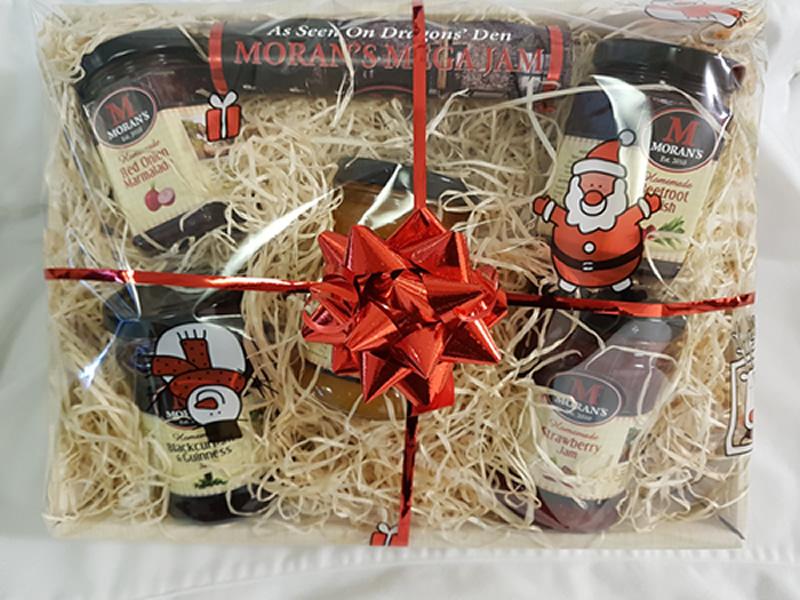 morans mega jam festive hamper